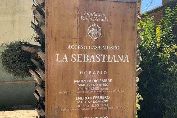 tour of Pablo Neruda