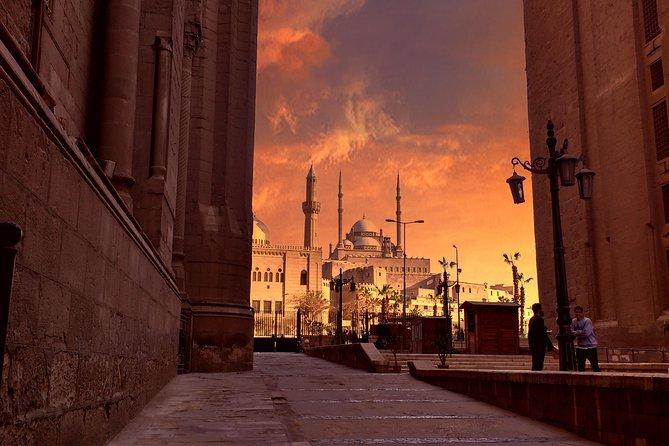 citadel of salah aldin, Islamic, Coptic Cairo, Bazaar day Tour