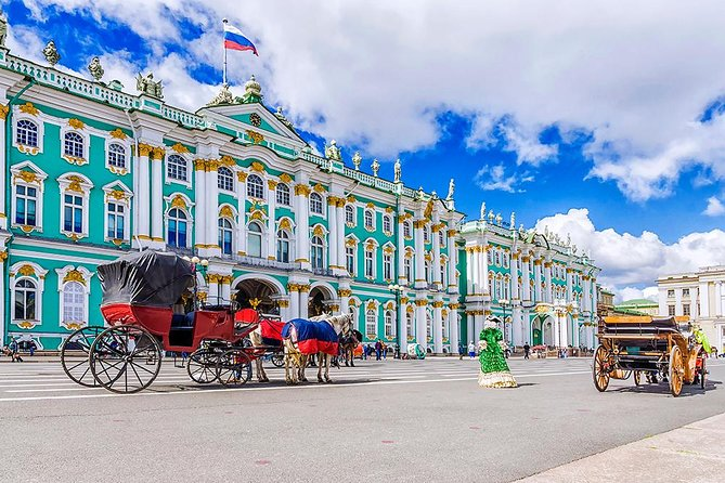 Hermitage Museum with Impressionists 4-hrs Private Skip-The-Line Tour
