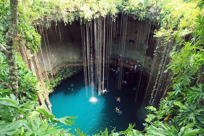 Chichen Itza Basic, Ik Kil Cenote & Valladolid Tour