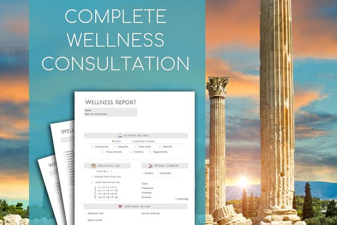 Complete Holistic Wellness Consultation