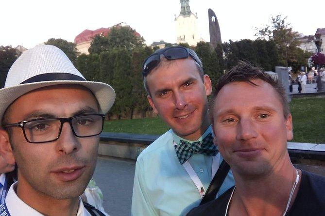 Kyiv-Lviv private guided trip