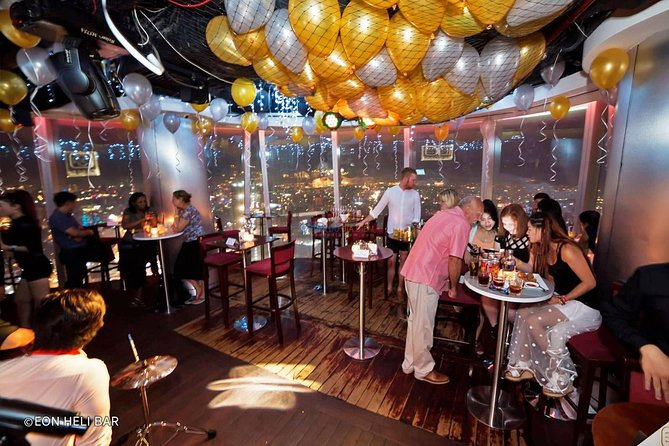 SAIGON ON TOP: Drink at Bitexco Tower and Dinner on Cruise photo 7
