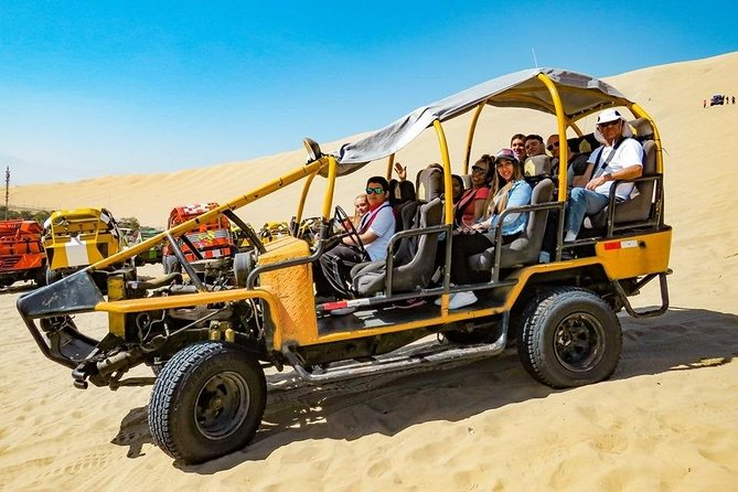 Ballestas Islands + Huacachina Full Day From Lima (Daily Departures)