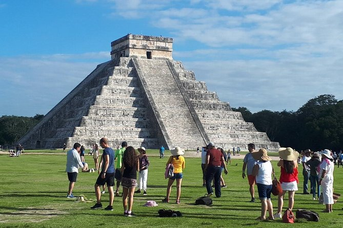 Chichen Itza, Cenote and Buffet Food Tour from Cancun, Tax Included