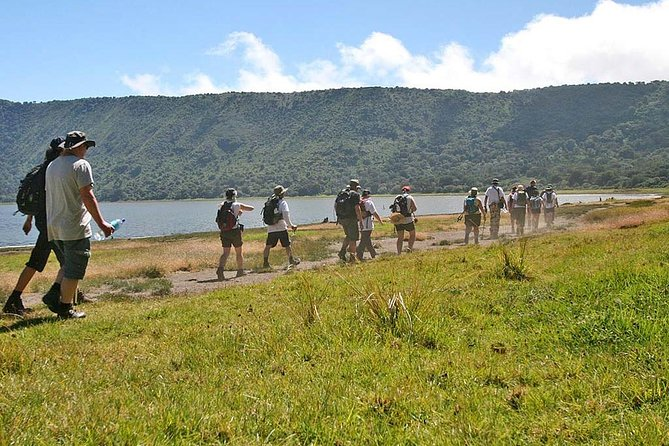 5 Days Ngorongoro Highlands Trekking