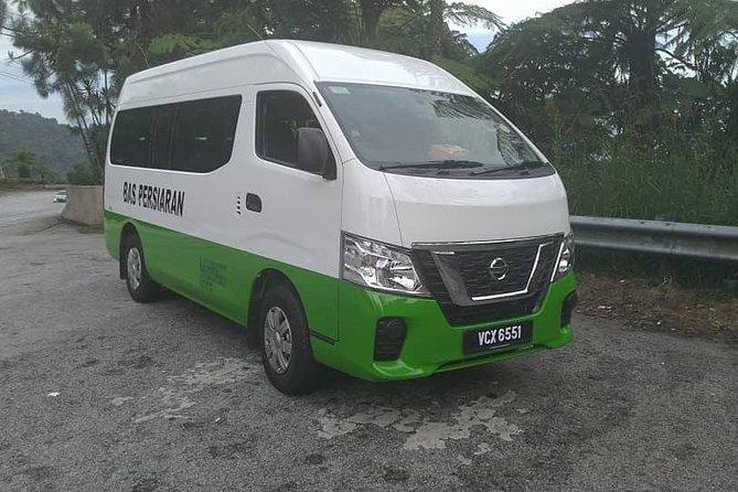 Kuala Lumpur Tour With 10/14 Seaters Van