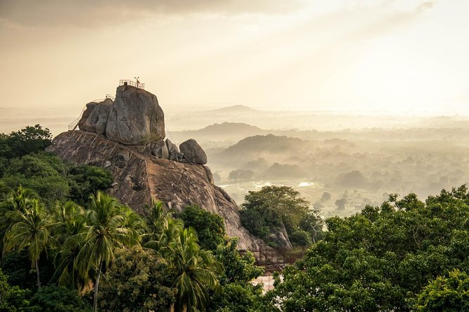 Private Day Trip to Anuradhapura Kingdom & Mihintale Temple From Kandy