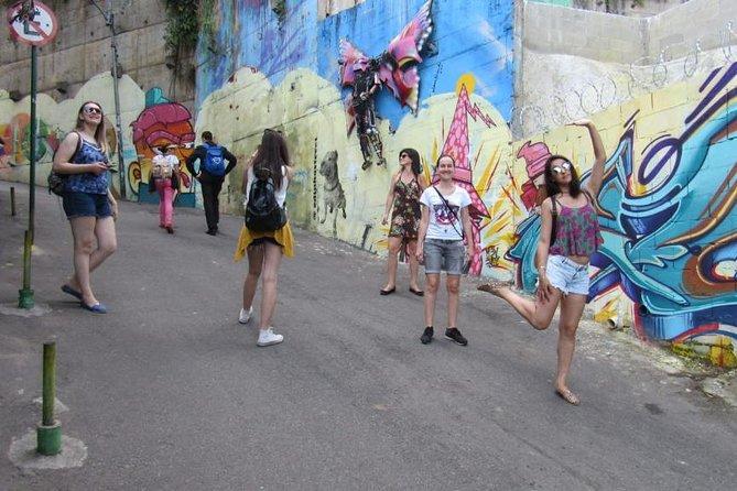 Favela Tour Rio de Janeiro - Vidigal Walking Tour by Russo Guide