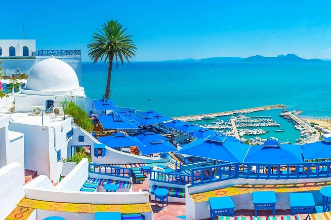 Picturesque Village Of Sidi Bou Said + Tunis Old Medina photo 7