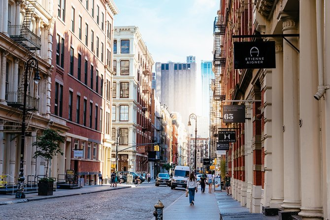 New York City Private Walking Tour With A Personalized Itinerary