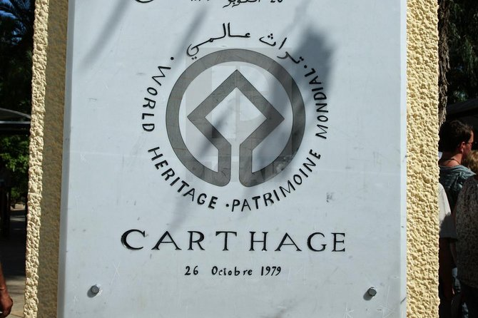 Archaelogical Site Of Carthage + Picturesque Village Of Sidi Bou Said photo 15