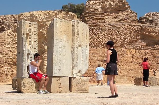 Archaelogical Site Of Carthage + Picturesque Village Of Sidi Bou Said photo 10