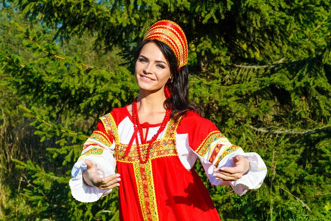 Full day tour to Traditional Russian Outback