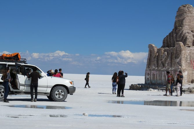Visit Uyuni Salt Flats by Train from Villazon, Bolivia photo 6
