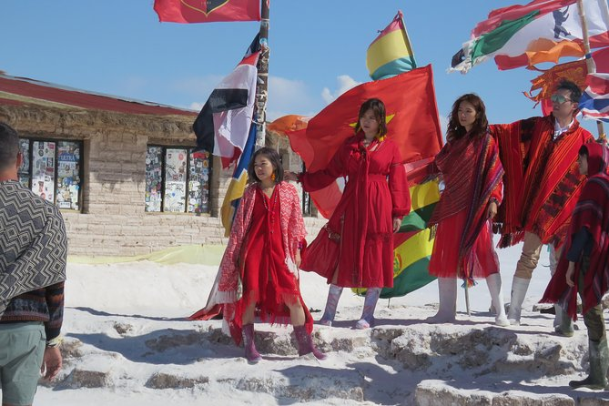 Visit Uyuni Salt Flats by Train from Villazon, Bolivia photo 7