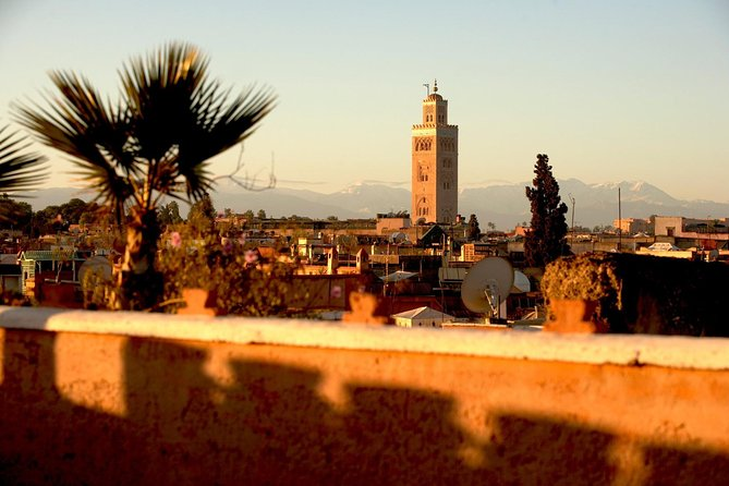 Marrakech: 'New York Times Journeys' Morning Walking Tour inc Local Lunch and Tea
