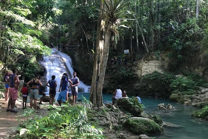 Blue Hole Tours from Montego Bay