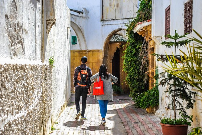 Casablanca: The Medina and Beyond Morning Cultural Walking Tour