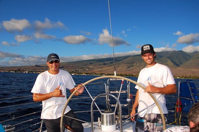 Morning Snorkel Sail from Lahaina Harbor