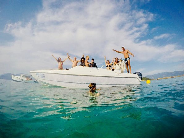 Full Day Boat Tour - Super Ilha Grande All Inclusive saindo do Rio de Janeiro