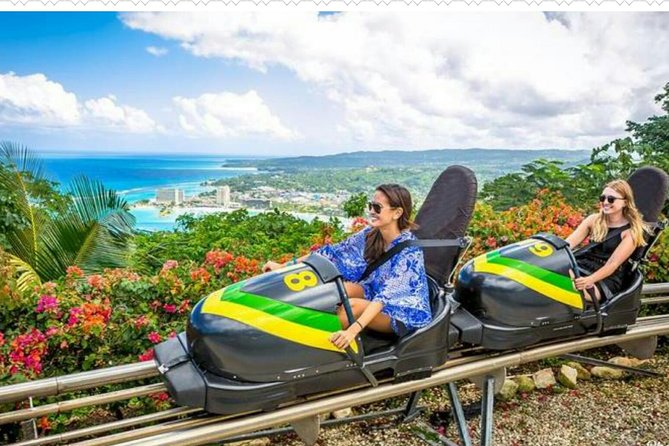 Mystic Mountain tour from Montego Bay