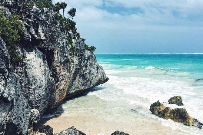 Coba & Tulum, Cenote swim, visit to Playa del Carmen