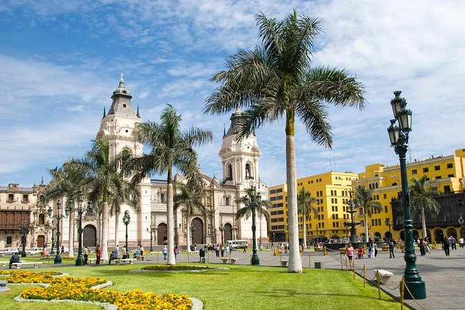 Lima Walking City Tour (Small Group)
