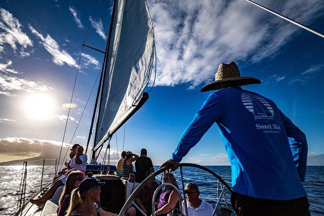 Adventure Sail from Lahaina Harbor
