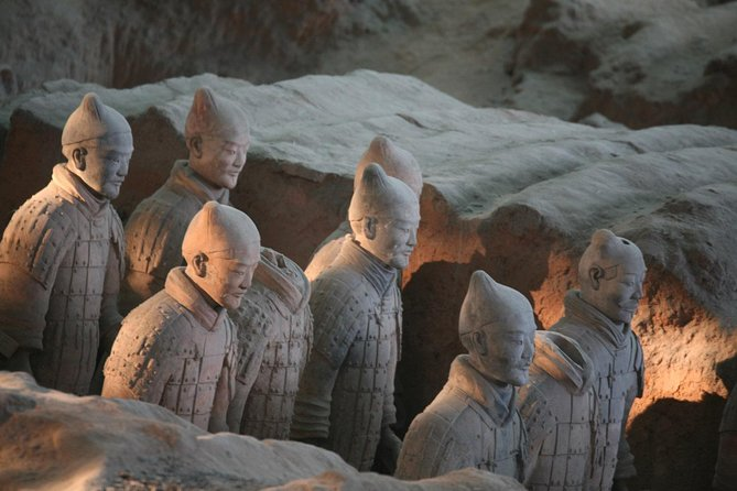 Mini Group Xian Day Tour to Terracotta Army & City Wall, Max 9 Guests, No Shops photo 1