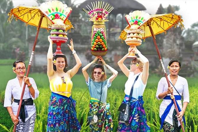 Bali Rural Culture & Heritage Tours with Lunch