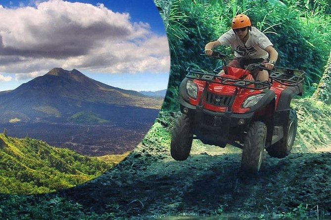 Bali ATV Quad Bike with Kintamani Volcano and Ubud Tour