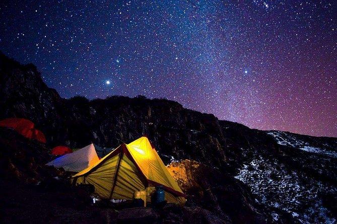 Siguniang Mountain Dahaizi Camp and Erfeng 5 Days Trekking Tour