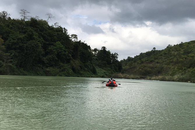 Biking, Soft Trekking, and Rafting in Draynur and Gialong Waterfalls