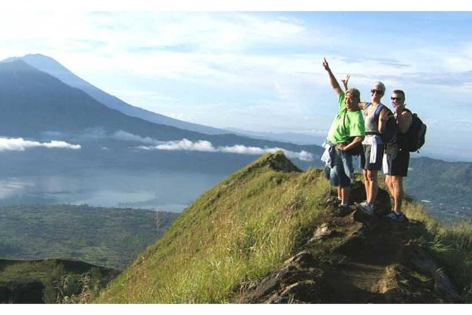 Private Tour: Mount Batur Sunrise Trekking Hotel Transfer All-Inclusive