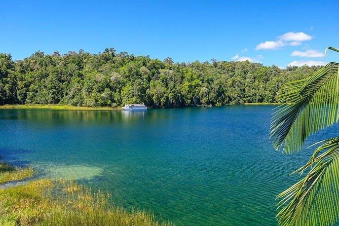 The Original Day Tour to Paronella Park, Lake Barrine and Millaa Millaa Falls