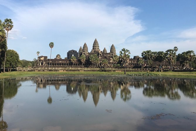 Private Special Angkor Biking Tour photo 12