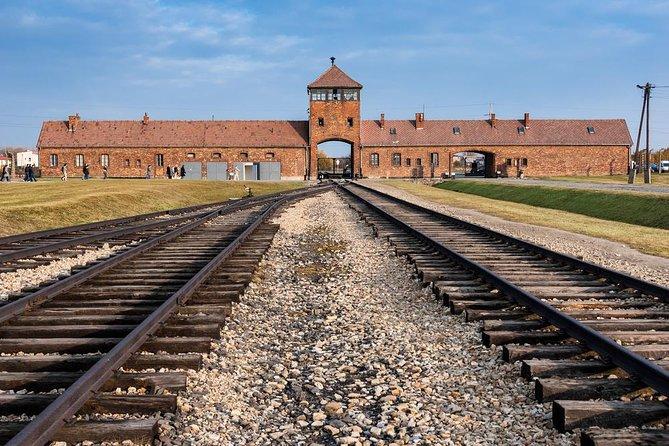 Auschwitz Birkenau group tour from Krakow