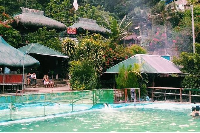 Baguio Asin Hot Spring Tour