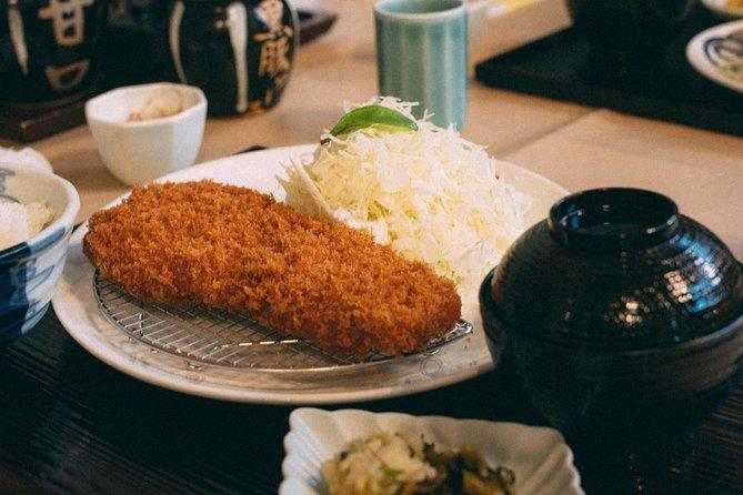 Japanese Walking Food Tour - Ginza, Yurakucho, Shinbashi