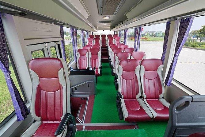 BUS TRANSPORTATION >> Cat Ba - Ninh Binh . Contact us for all bus tickets!