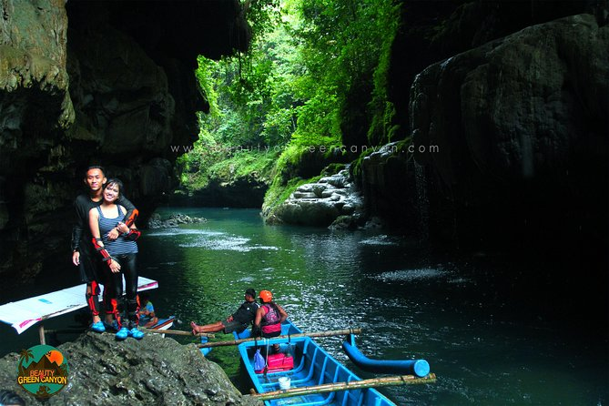Full Body Rafting Green Canyon photo 3