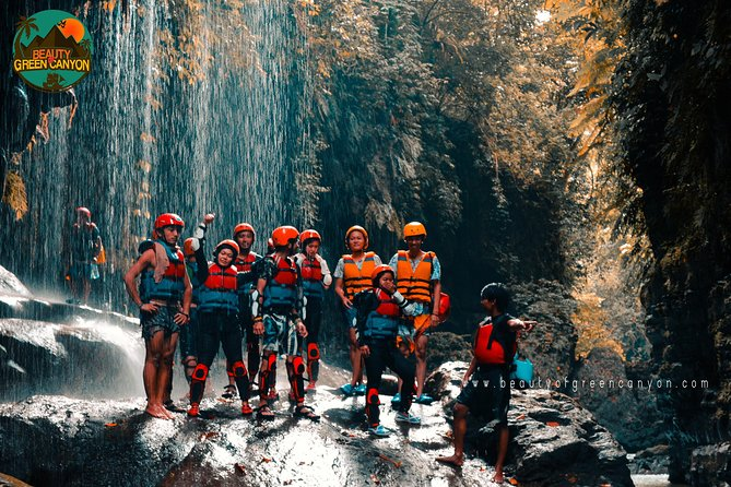 Full Body Rafting Green Canyon photo 4