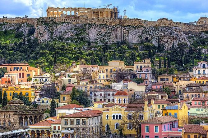 Athens:Half day tour to Acropolis and the must-see historical sites and downtown