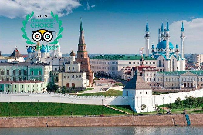 Private Tour to the Kazan: Amazing Kremlin
