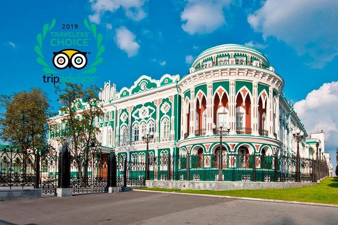 Private Tour: Yekaterinburg Sightseeing Tour by Car