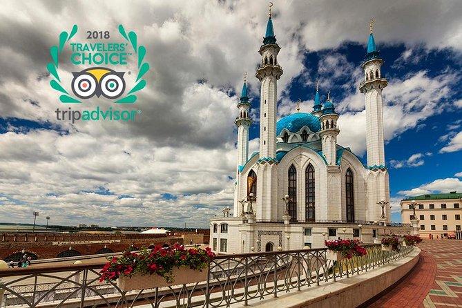 Kazan Walking Tour Including Kremlin and Tatar Village