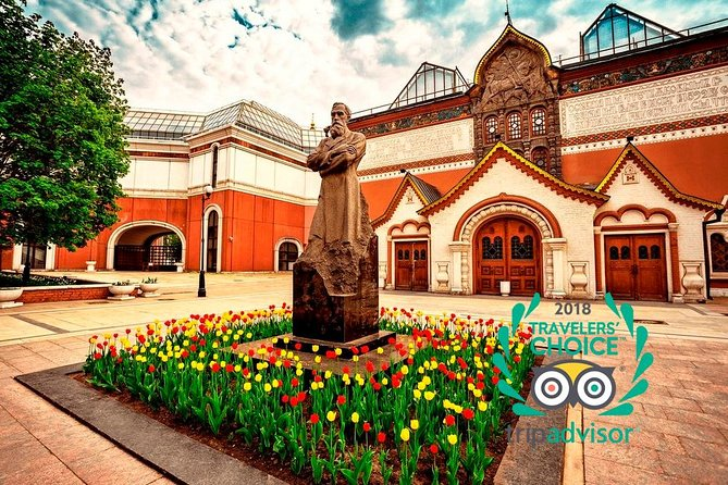 Explore Russian Art: Private Tretyakov Gallery Tour (with transport)