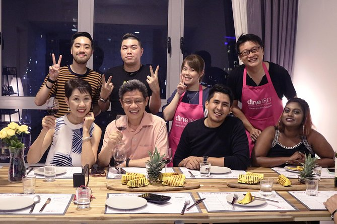 East Meets West at Private Chef's Table