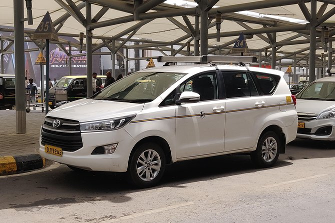 IGI Airport New Delhi: Private Hotel Transfer